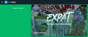 Radio Tre Expat